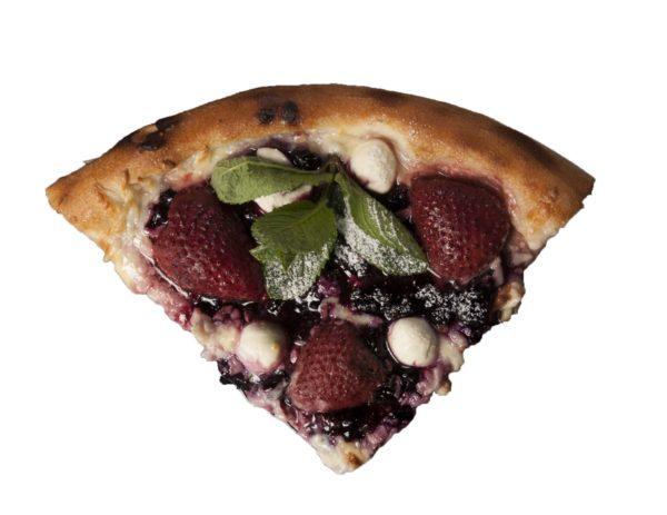 Пицца пирог с лесными ягодами — 30 см.